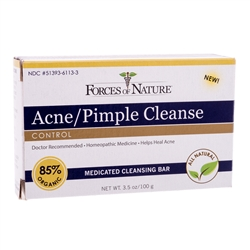 Acne Cleanse - Natural Acne Treatment | Forces of Nature