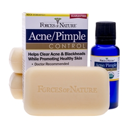 Acne Cleanse & Treat - 33ml Care Kit