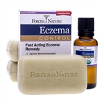 Eczema Cleanse and Treat - 33ml Care Kit
