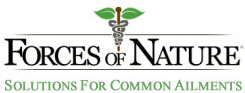 Forces of Nature Solutions for Common Ailments